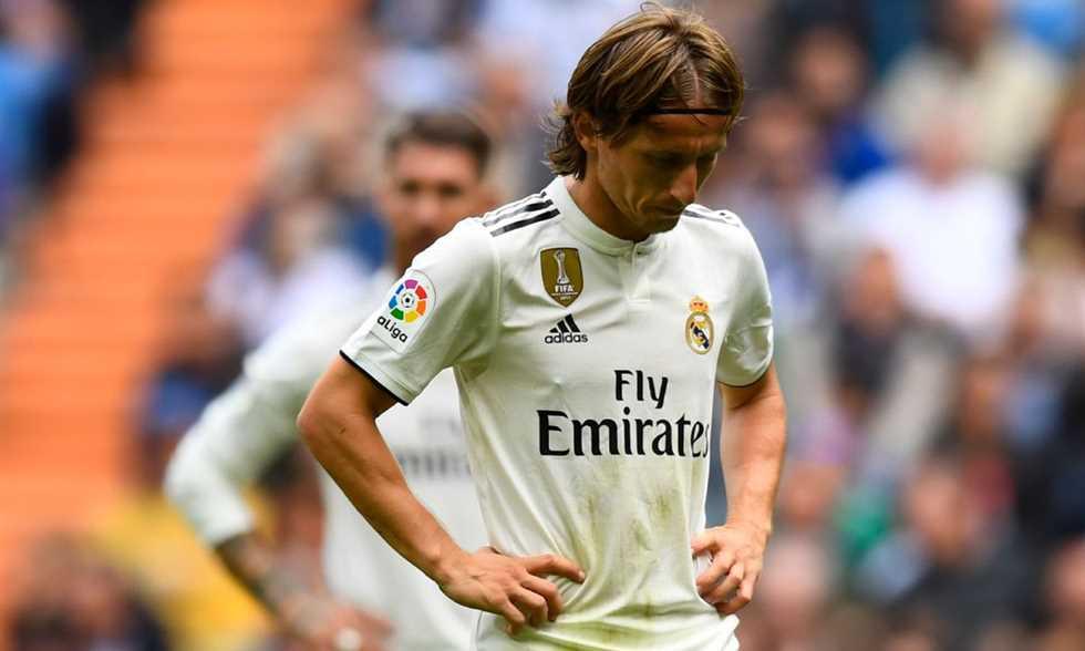 FilGoal   أخبار   بالأرقام - ريال مدريد يصل للمحطة الأسوأ في الدوري منذ 17 عاما