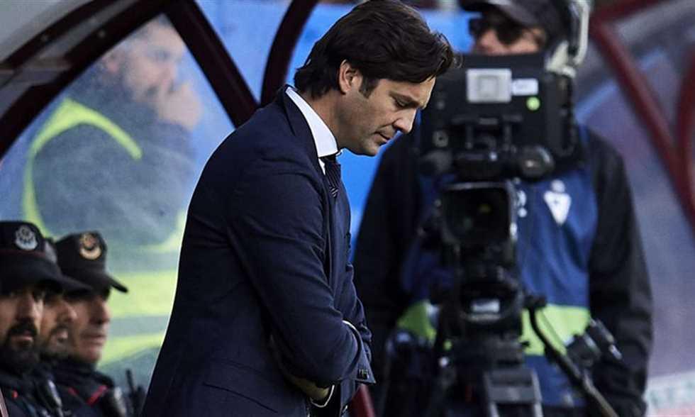 FilGoal   أخبار   مؤتمر سولاري: الهزيمة ضد سسكا كانت مفيدة.. وكيف لا نؤمن بريال مدريد؟