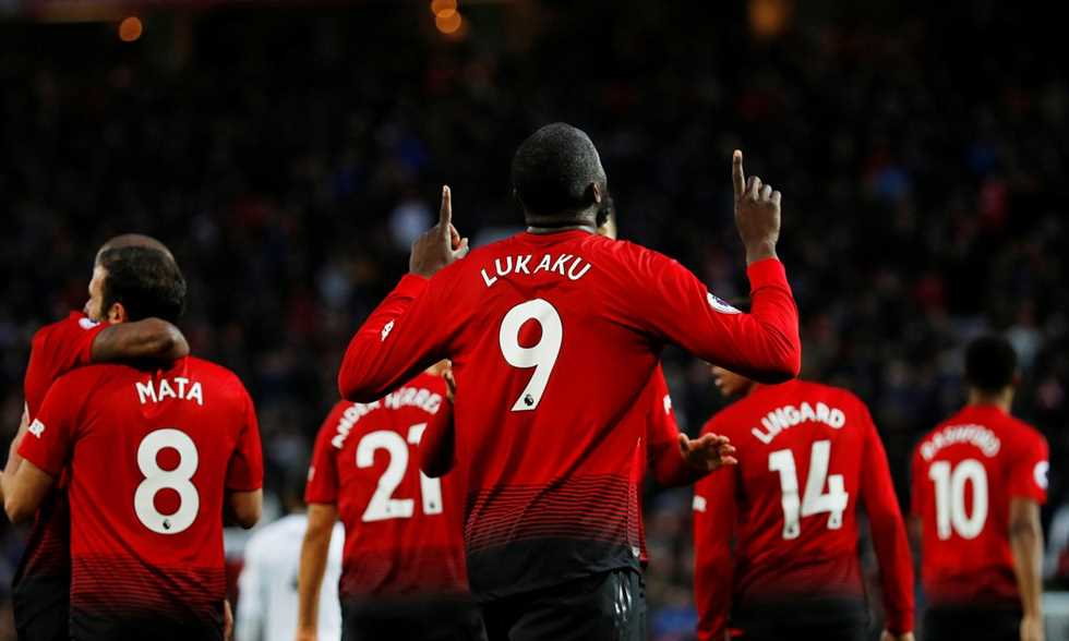 Video - the first 35 days ago. United came back to series peaks in the fourth against Fulham - in Jules