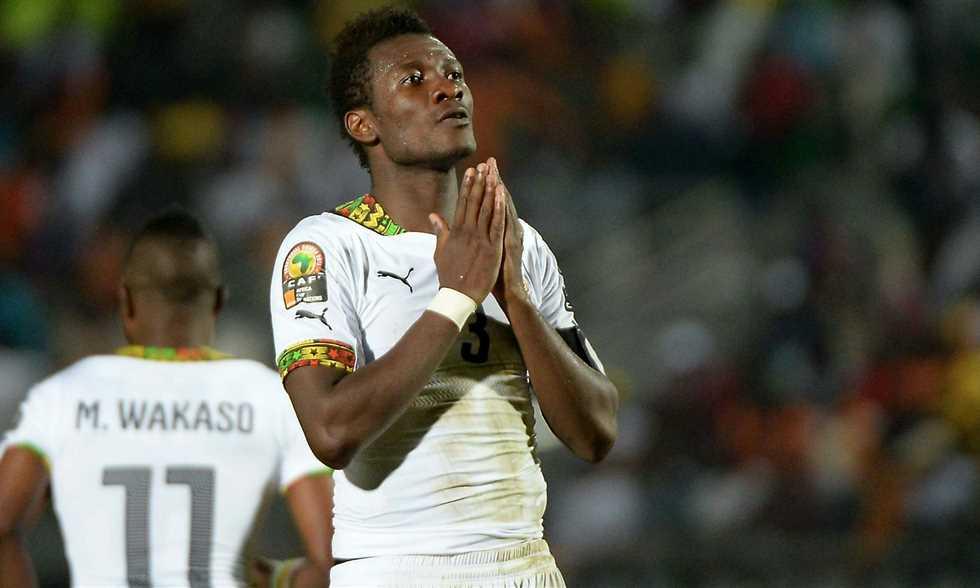 قوائم أمم إفريقيا - أسامواه جيان يقود هجوم غانا ضمن 29 اسما بالقائمة الأولية