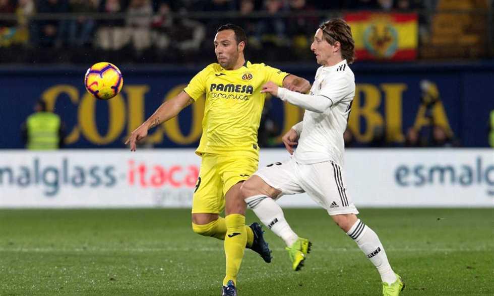 FilGoal   أخبار   بالفيديو - كازورلا يتخطى آلامه ويعكر عام ريال مدريد بتعادل مثير