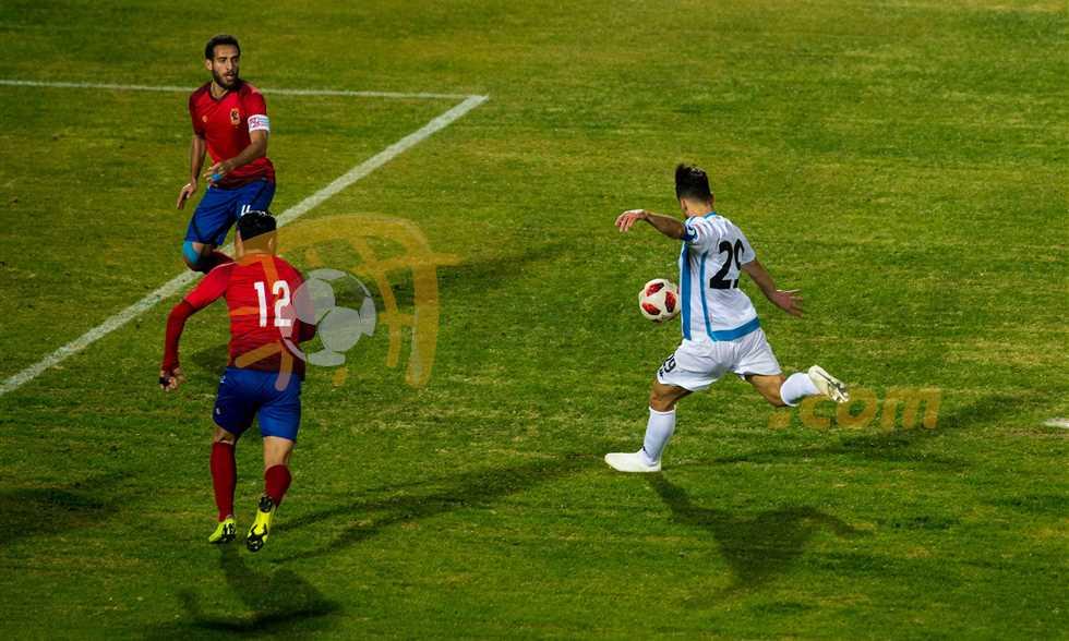 Image result for عبد الله السعيد يسجل ضد الأهلي مع بيراميدز