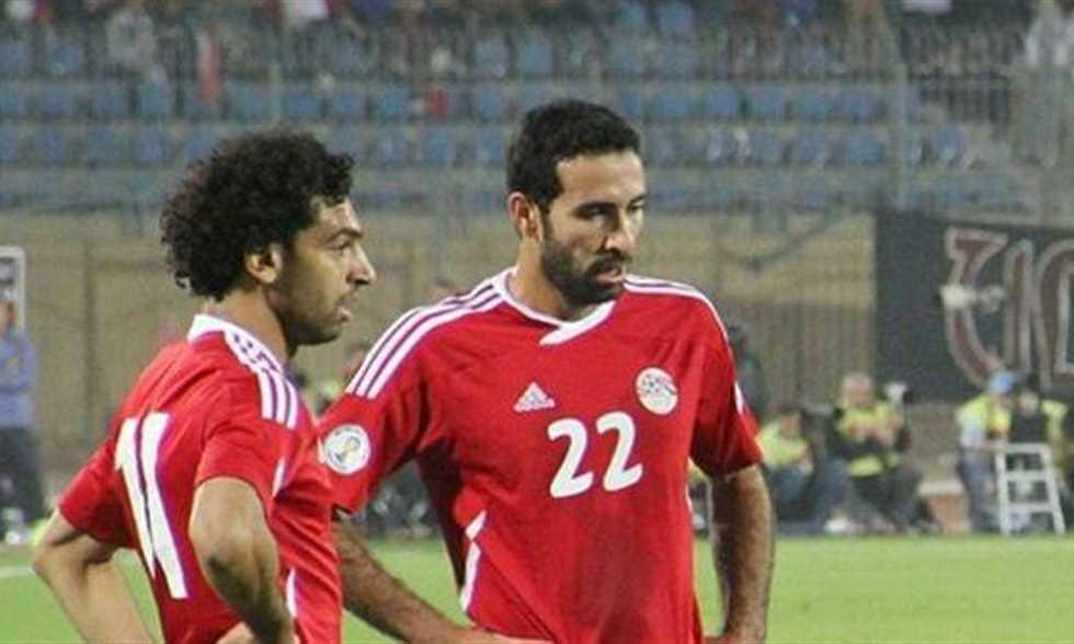 FilGoal   أخبار   أبو تريكة يحكي قصة تعكس طموح محمد صلاح  يستحق أن يكون الأفضل في تاريخ مصر
