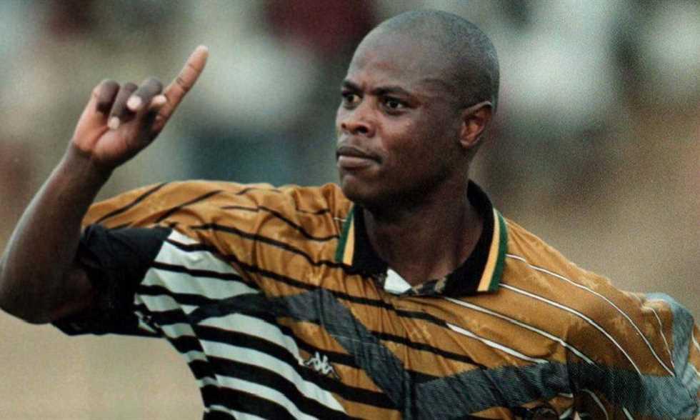 FilGoal   أخبار   وفاة أحد أبطال كأس الأمم 1996.. اتحاد جنوب إفريقيا يعلن عن رحيل فيل ماسينجا