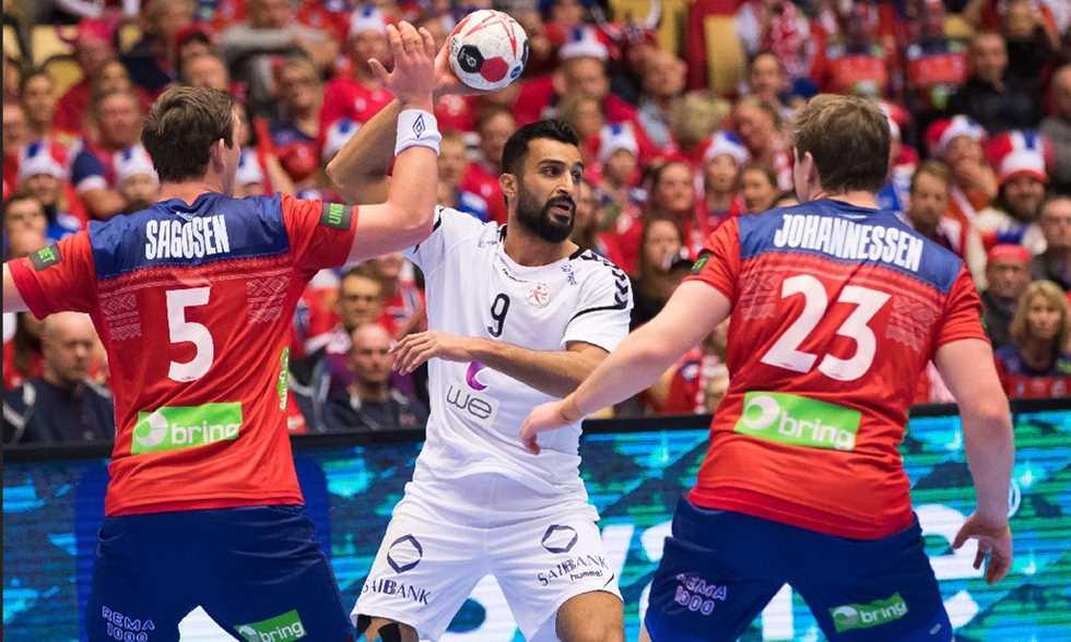 FilGoal   أخبار   مونديال اليد - مصر تخسر أمام النرويج وصيف العالم في الدور الثاني