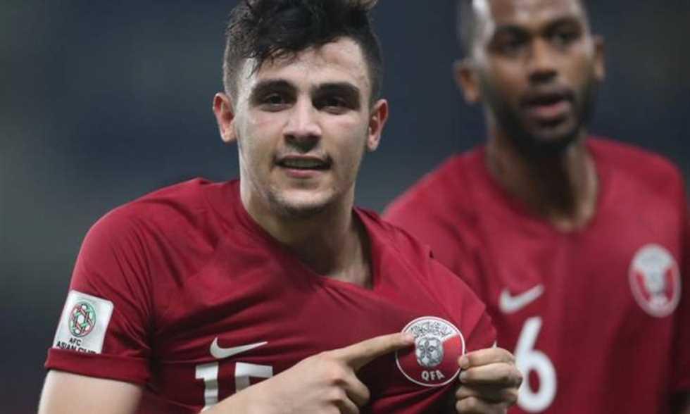 FilGoal   أخبار   بسام الراوي – حكاية لاعب قطر الذي سجل في العراق  منتخب والده