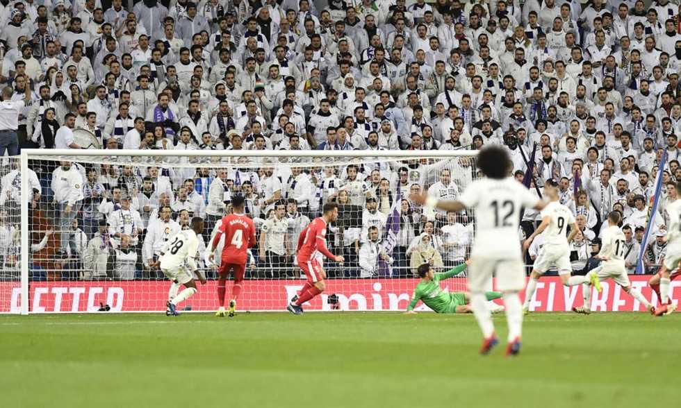 FilGoal   أخبار   مدافع ريال مدريد: نشعر بالتوتر لأننا لا ننافس على أي لقب الآن