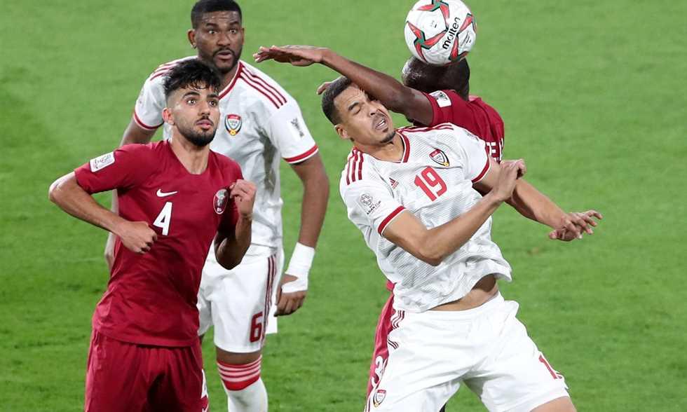 FilGoal   أخبار   تقرير: الإمارات تشكو قطر لتجنيسها لاعبين بشكل غير شرعي