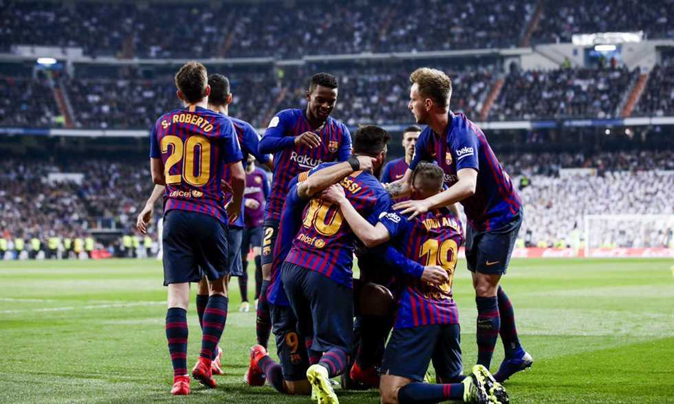 FilGoal   أخبار   بالفيديو – ليلة سواريز.. برشلونة يغتال ريال مدريد بثلاثية ويطير لنهائي الكأس