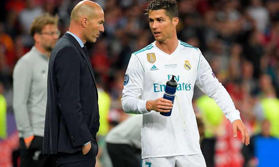 FilGoal   أخبار   تأثير رحيل رونالدو.. ريال مدريد يحقق أرقاما سلبية تهديفيا في الدوري الإسباني