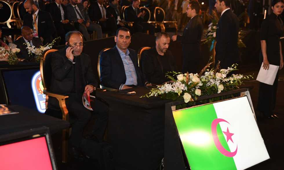 FilGoal   أخبار   الجزائر تخوض مباراتين وديتين في قطر استعداد لأمم إفريقيا