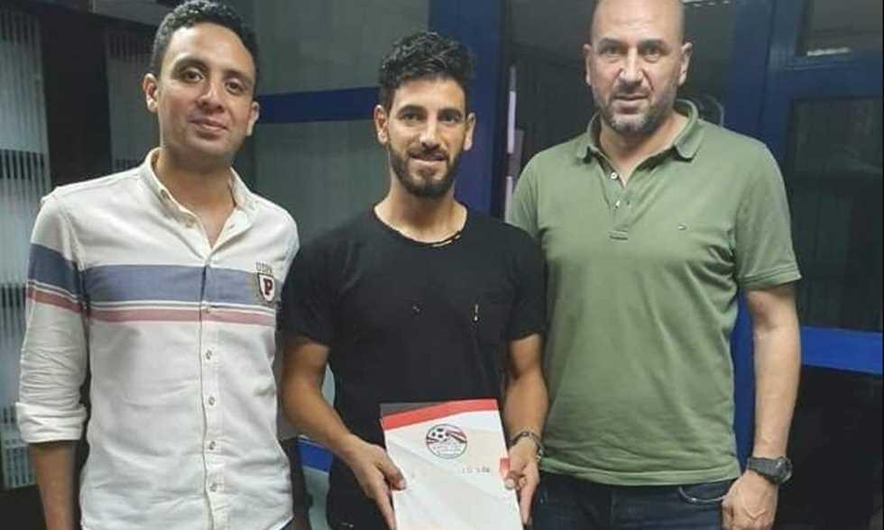 FilGoal   أخبار   بطلب من حسام حسن.. رسميا – ثنائي النجوم ينتقل إلى سموحة