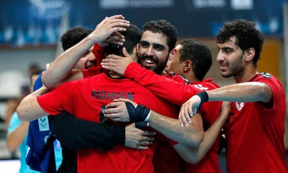 FilGoal   أخبار   انتهت كأس العالم للناشئين - يد مصر (41) يد البرتغال (36) الفراعنة إلى النهاااائي