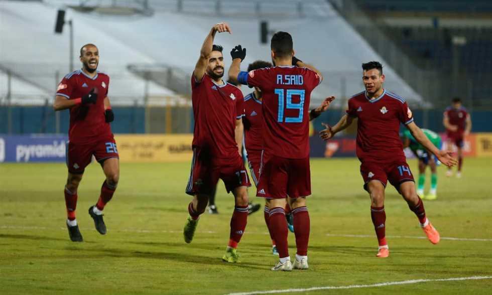 FilGoal   أخبار   قائمة بيراميدز - السعيد ضمن 18 لاعبا لمواجهة نادي مصر