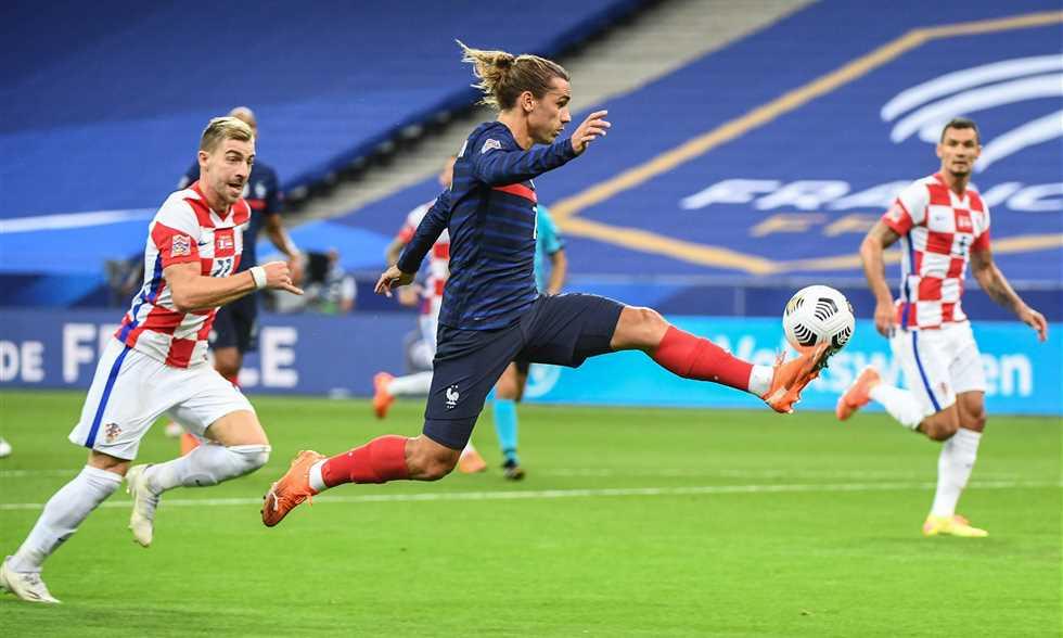 FilGoal | أخبار | فرنسا تكرر تفوقها على كرواتيا من جديد.. ورونالدو التاريخي يقهر السويد