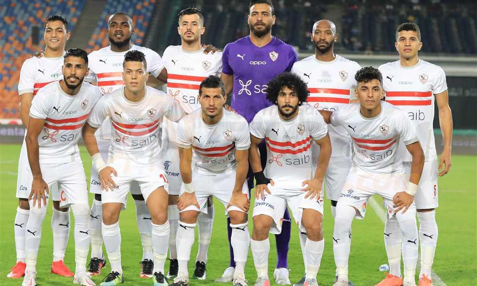 ماذا تتضمن قائمة لاعبو الزمالك المنضمين إلى المنتخب المصري