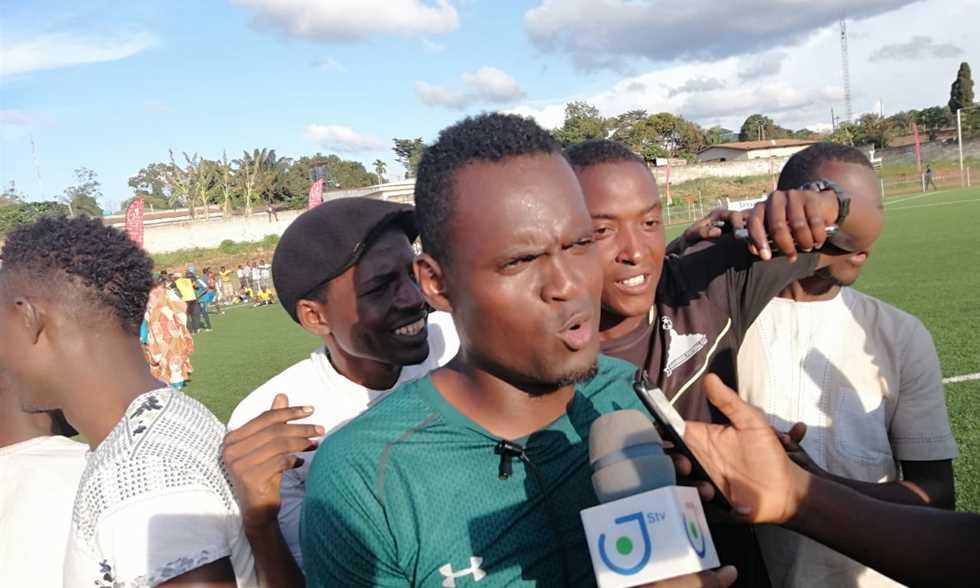 صورة FilGoal | أخبار | وفاة الكاميروني ساندا لاعب المصري والقطن السابق