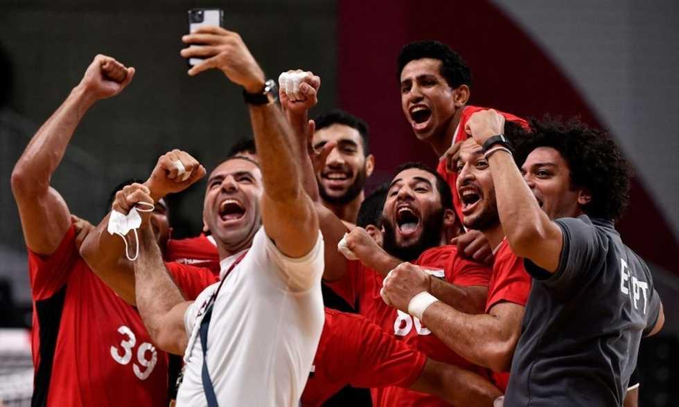 كرة يد - مصر تشارك في دورتي قطر وفرنسا استعدادا لكأس الأمم الإفريقية