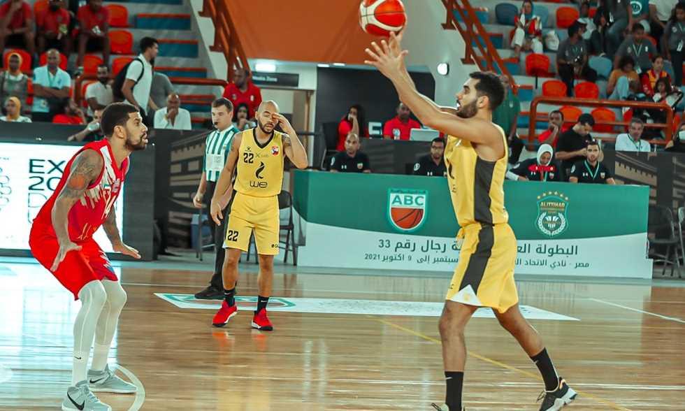 انتهى نهائي البطولة العربية - الأهلي (78) (66) الكويت الكويتي.. اللقب أحـــــمــــــر